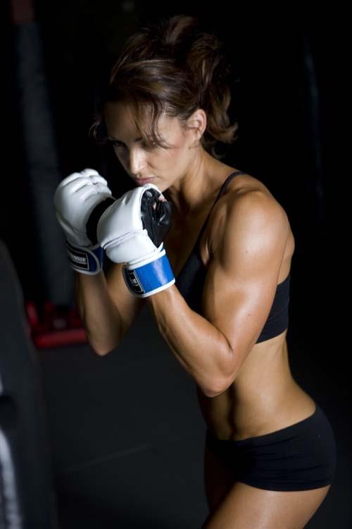 Female martial arts fetish 6 8